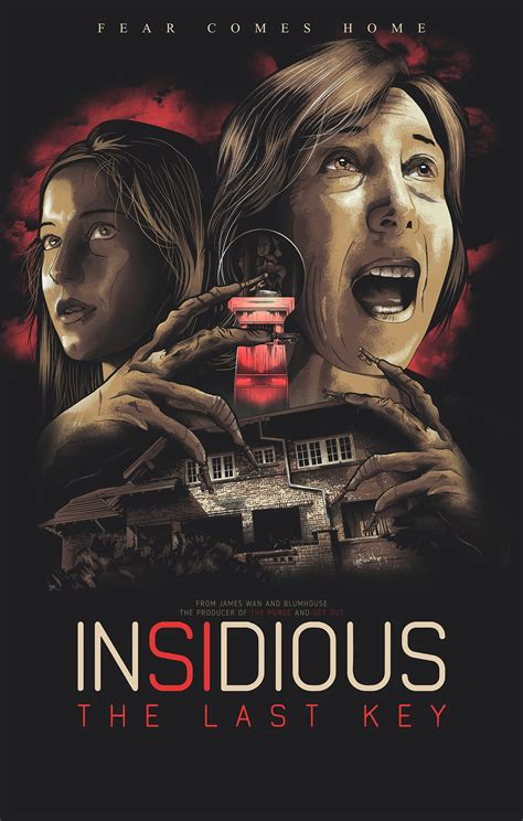 insidious movie in tamil insidious the last key posterspy