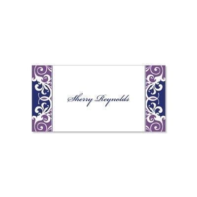 purple place cards template purple blue place card templates jordana plum do it