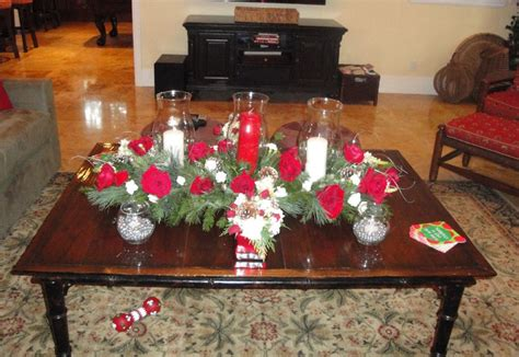 Christmas Coffee Table Centerpiece - fabulous flowers amp party ideas for the holidays sarasota wedding flowers