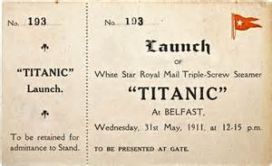 ticket to titanic maiden voyage sold at us auction fox news