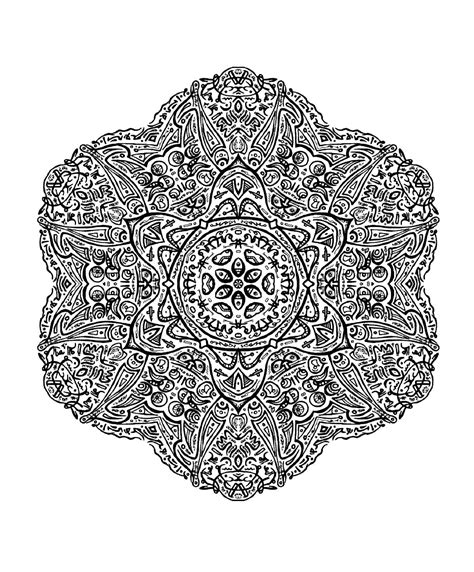 difficult coloring pages difficult mandala coloring pages coloring home