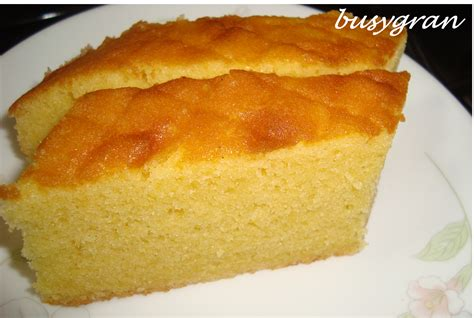 a busy gran s kitchen another butter cake