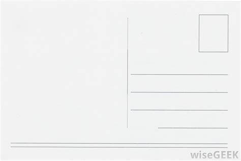 blank postcard template calendar template 2016