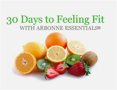 Arbonne Detox by Vanishing Veggie Arbonne 28 Day Detox