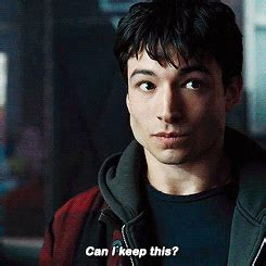 ezra miller the flash scene ezra miller is the flash page 30 the superherohype forums