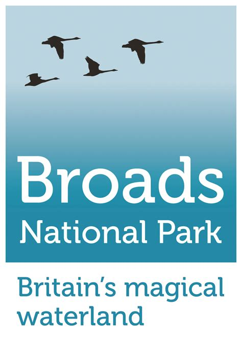 Broad S Mba Logo by The Broads National Park Barnes Brinkcraft