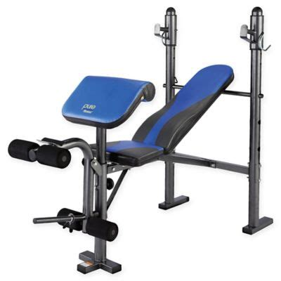 pure fitness weight bench buy simply fit board 174 in orange from bed bath beyond