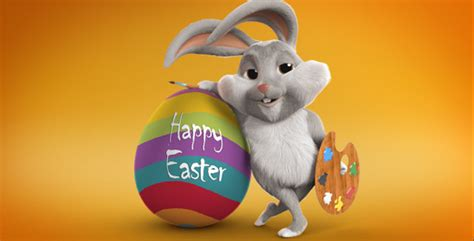 easter bunny by wildframes videohive