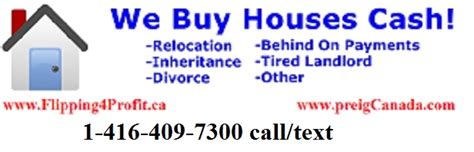 we buy houses canada we buy houses for cash flipping4profit ca