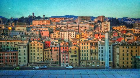 d italia genova genova italia hdr hanging out taking photos check this ou