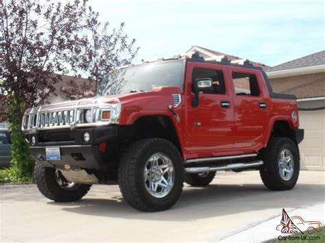 lifted hummer for sale hummer h2 sut lifted