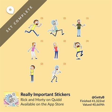 Quidd Sticker App