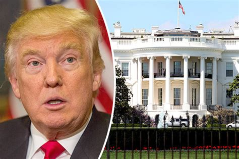 donald trump white house no five star hotel homesick donald trump will only live