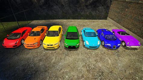 rainbow cars rainbow cars by g foxy on deviantart