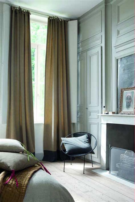 overgordijnen cottage raamdecoratie