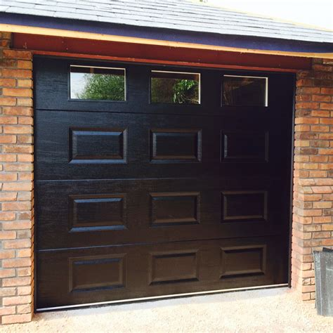Choice Garage Doors by Insulated Steel Panel Sectional Garage Doors Right
