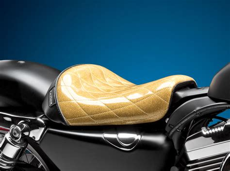 harley 72 seat harley sportster seats for seventy two models by lepera