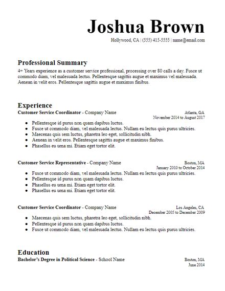 free specific resume templates long professional summary resume hirepowers net