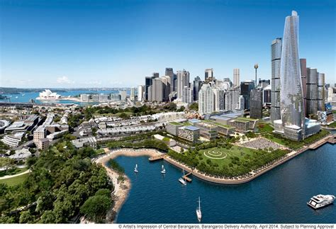 Design Kitchen Software Tenders Out For Adapted Central Barangaroo Architecture