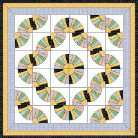 Cross Stitch Quilt Patterns by S Fan Quilt Counted Cross Stitch By
