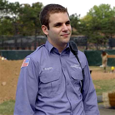 Orange Is The New Black Officer by Baxter Bayley Orange Is The New Black Wiki Fandom