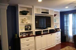 Building Ikea Kitchen Cabinets Build Your Own Custom Built In Entertainment Center