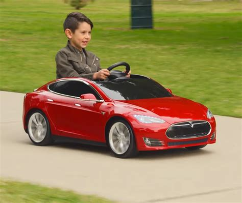 Where Can I Buy A Modell S Gift Card - mini tesla model s kid s toy car