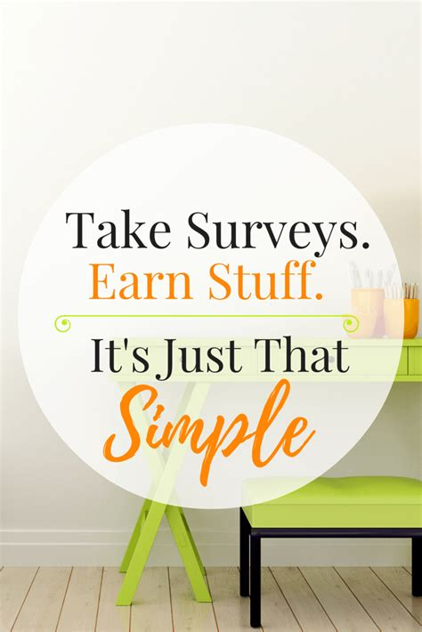 Best Sites To Take Surveys For Money - 25 best take surveys ideas on pinterest make money taking surveys take surveys for