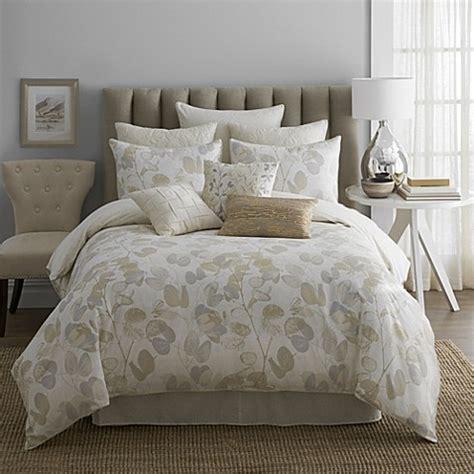 oxidized leaf 4 piece comforter set bed bath beyond