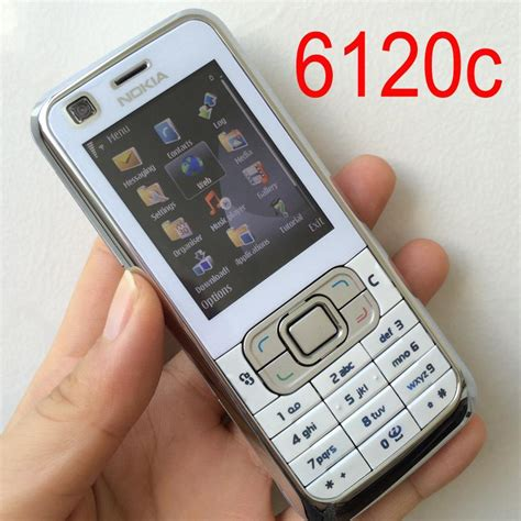 nokia themes 6120 mobile aliexpress com buy original nokia 6120 classic mobile