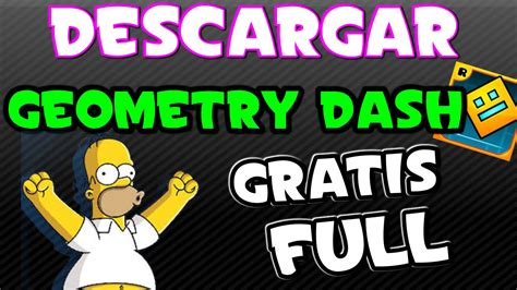 geometry dash full version gratis jugar descargar geometry dash 2 0 gratis para pc full sin