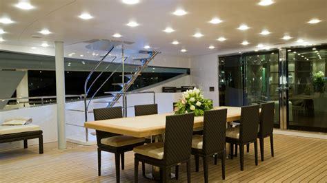 yacht upper deck luxury yacht burkut upper deck aft yacht charter
