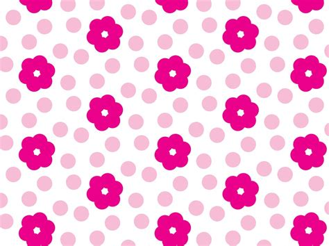 flower pattern clipart pink flower pattern vector art graphics freevector com