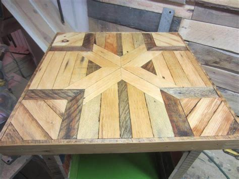 Mini Pallet Wood Side Table 101 Pallets Pallet Wood Table Top