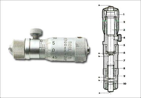 micrometro da interni micrometro ad aste combinabili per interni st09