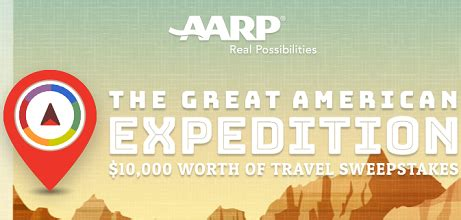 Aarp Sweepstakes 2017 - aarp 2017 travel sweepstakes