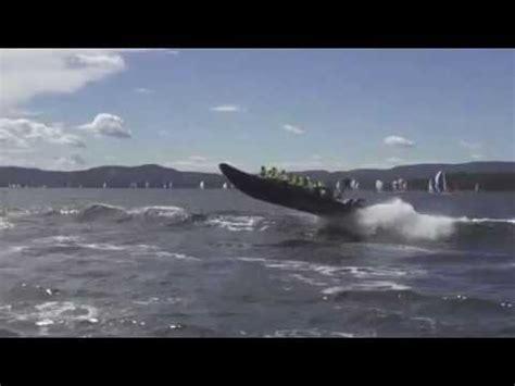 rib boat oslo rib oslo slow motion youtube
