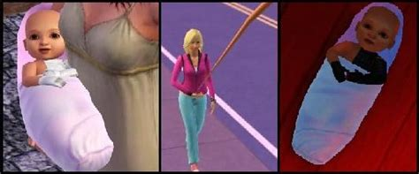the sims 3 creepy baby really scary glitch youtube bad cc in the sims 3 how to fix baby glitches in sims 3
