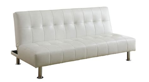 Futon Style Bed Sofa Modern Look With A Low Profile Style With Walmart