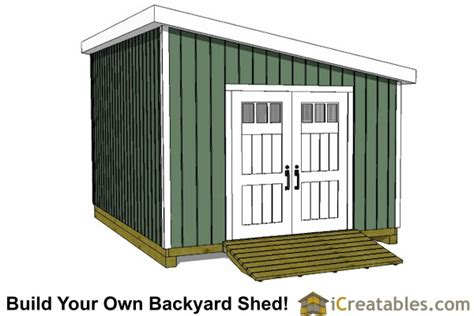 Lean To Storage Shed Plans by 12x16 Lean To Shed Plans 12x16 Storage Shed Plans