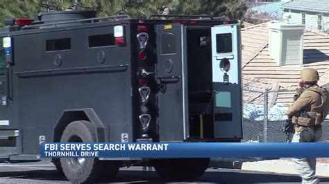Reno Warrant Search Removed From West Reno Home Following Standoff Search Warrant Krnv