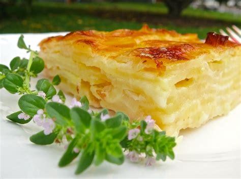 potato leek gratin recipe dishmaps