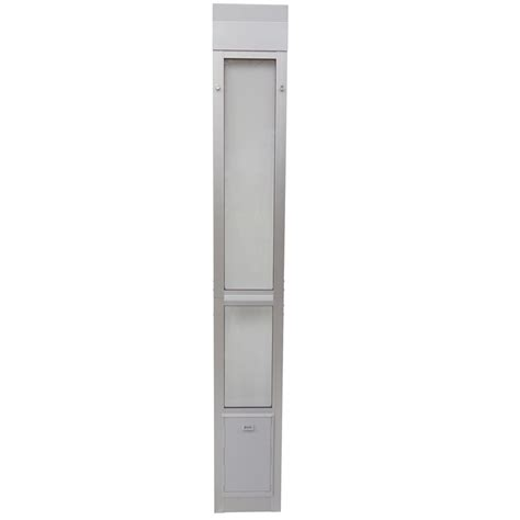 hartman pacific   mm medium pet door  patio
