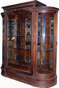 Curio Cabinets Tulsa Oklahoma Antique Walnut China Cabinet My Home Should Be A Castle