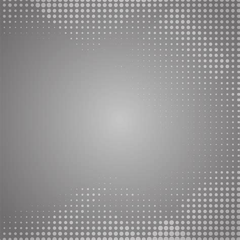 gray gradient background  white dots