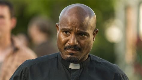 is gabe the dead what happened to gabriel on the walking dead photos heavy