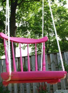 pink swing chair pergola swing on pinterest pergola decorations bed