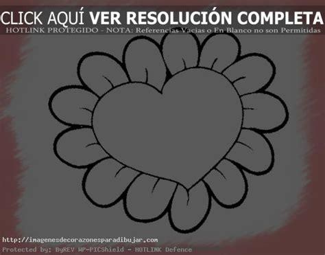 imagenes lindas de corazones para dibujar simp 225 ticos dibujos para colorear de corazones grandes