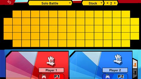 Smash Ultimate Roster Template By Mathew Swift Va On Deviantart Smash Bros New Character Template