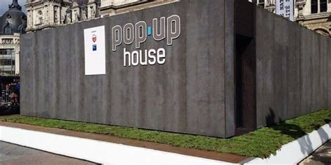 pop up houses comment pop up house r 233 volutionne l acte de b 226 tir
